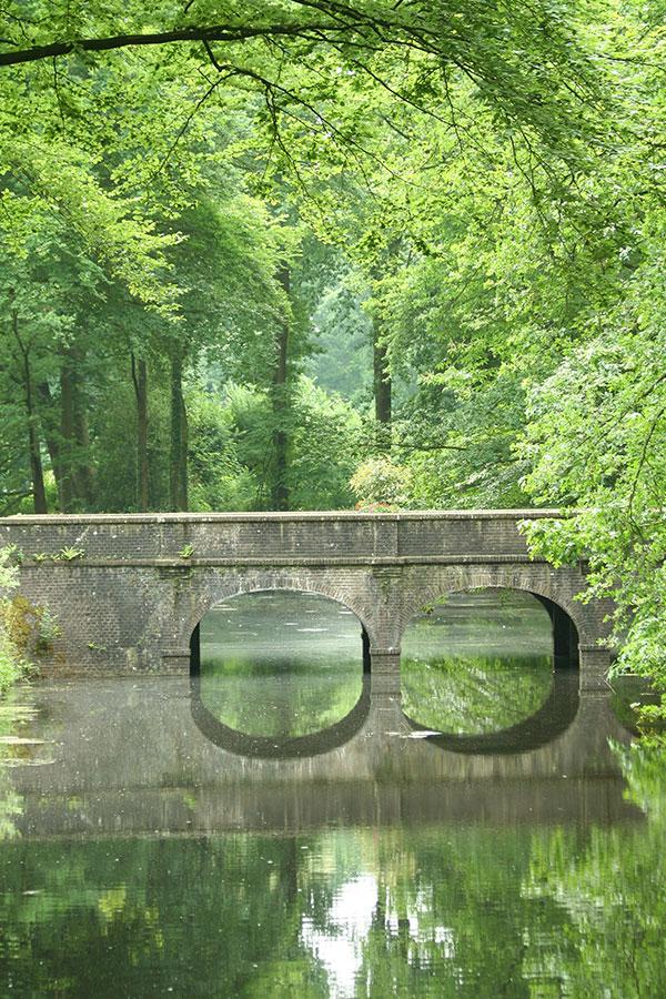 brug over kasteelgracht