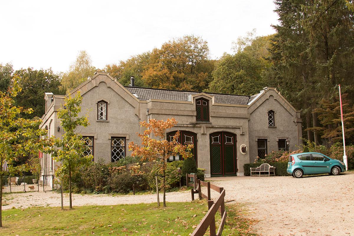 Koetshuis landgoed Heuven