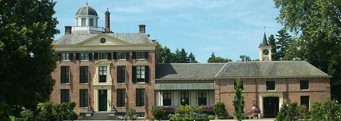 Landgoederen en kastelen van de Veluwezoom