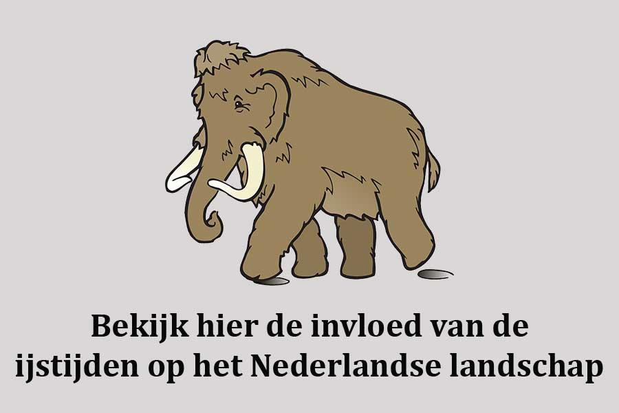 Het ontstaan van het landschap in Nederland en de Veluwezoom