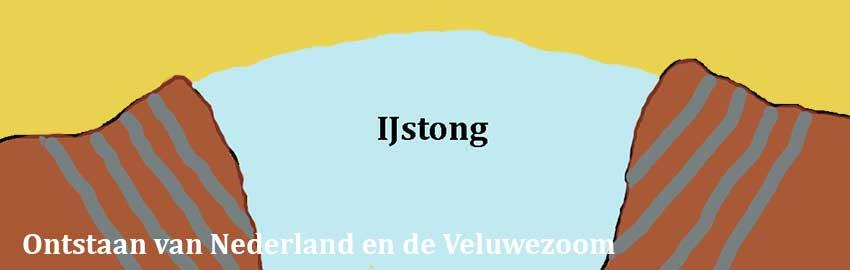 Ontstaan van Nederland en de Veluwezoom
