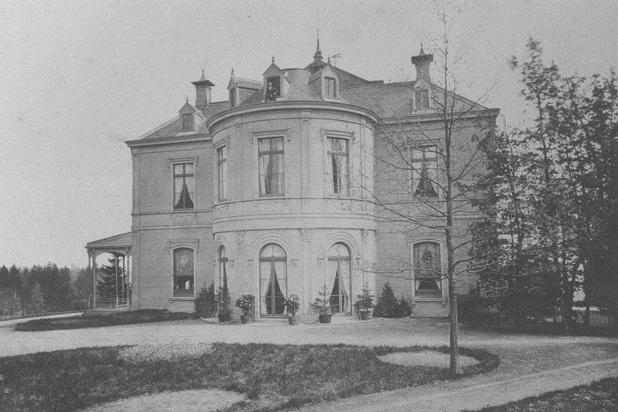 Grote Villa 1880-1920