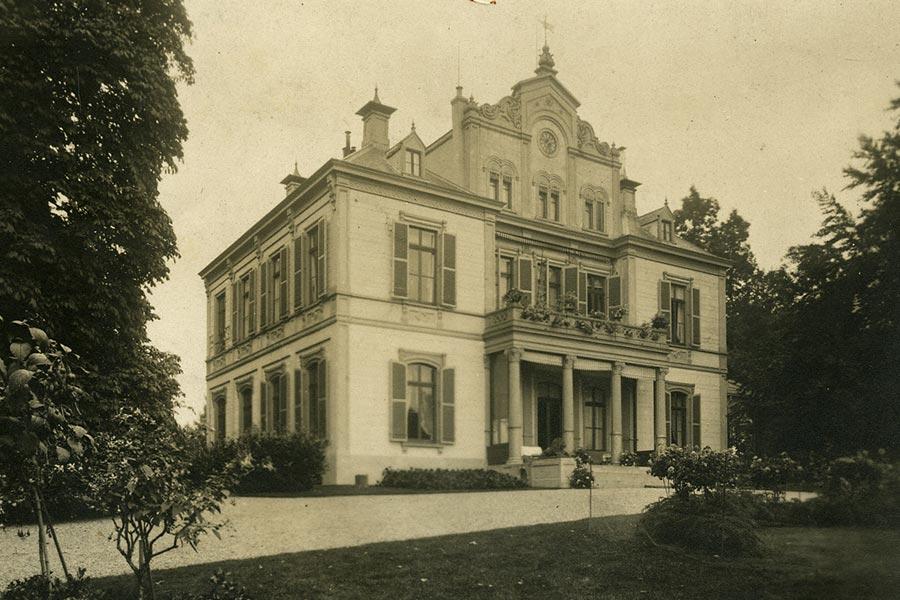 Grote Villa 1920-1940