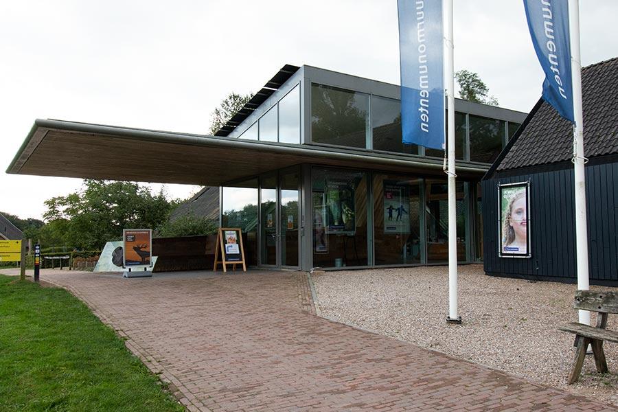 Bezoekerscentrum van Natuurmonumenten