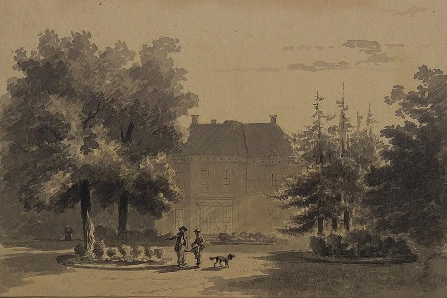 de Kruishorst 1840-1850