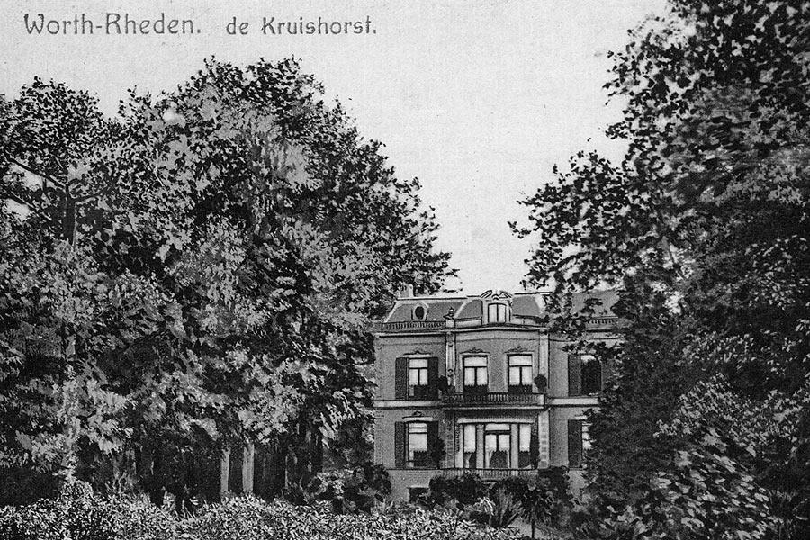 de Kruishorst 1900-1933