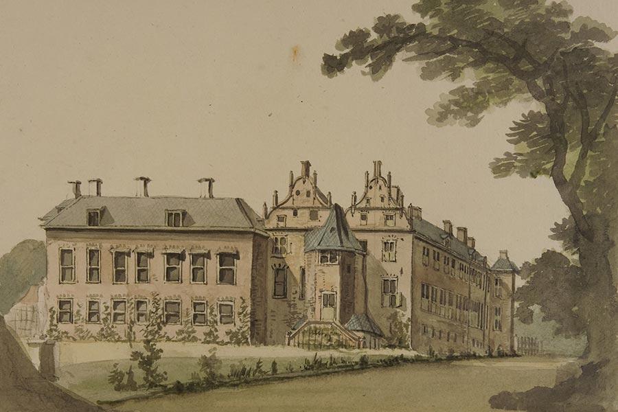 hof te dieren 1770-1795