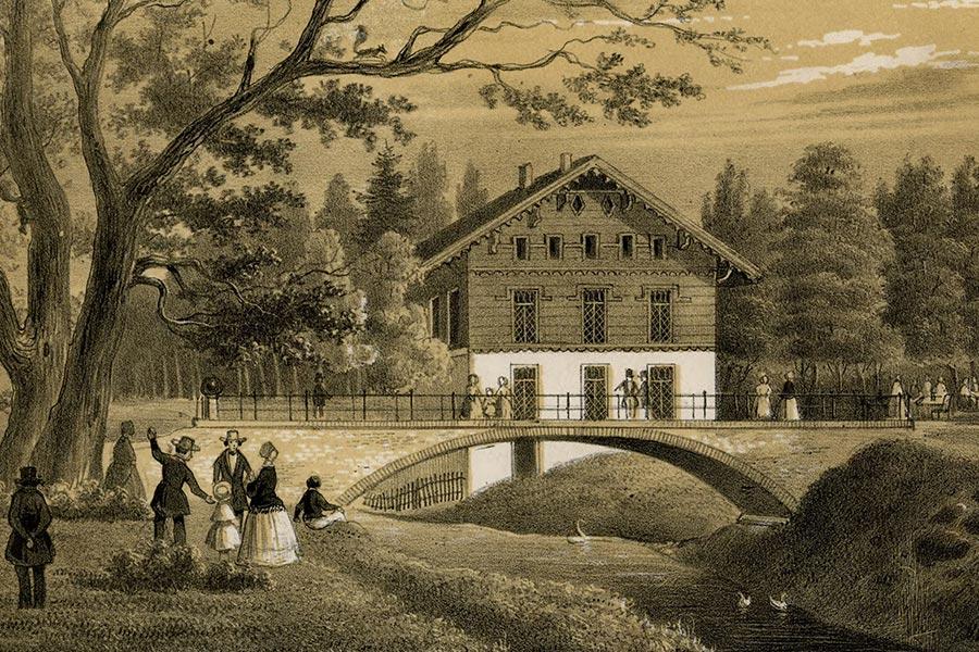 hotel beekhuizen 1850