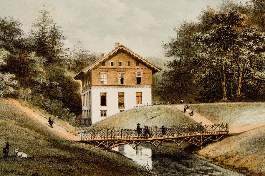 hotel beekhuizen 1859-1860