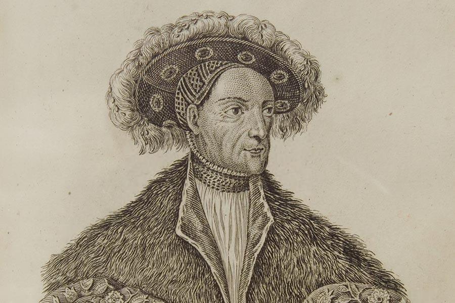 Karel van Egmond, Karel van Gelre
