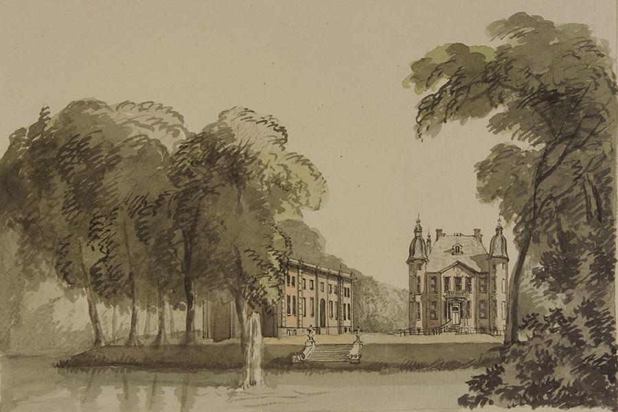 Kasteel Biljoen 1770-1795