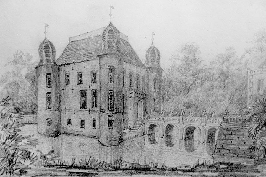 Kasteel Biljoen 1870