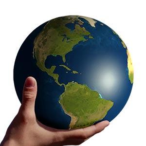 gebruik van landbouwgrond wereldwijd