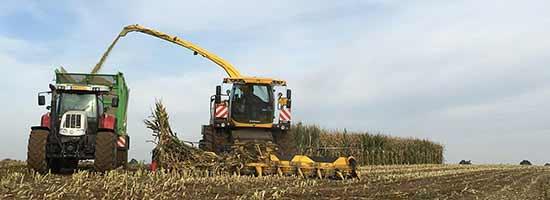 Door mechanisatie is, na de Tweede Wereld oorlog, de productie in de landbouw enorm toegenomen.