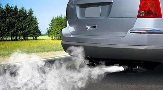 De verbranding van fossiele brandstoffen is belangrijkste oorzaak van de stikstofoxide emissie.